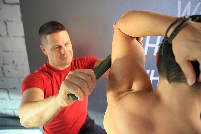Eine sehr effektive Methode um Mobilität und Flexibilität zurückzugewinnen.
